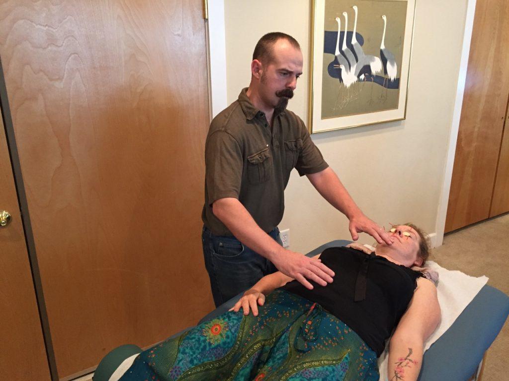 External Qi Healing - Terry Fox