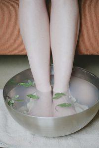 Herbal Beauty Foot Bath is very relaxing after a stressful day