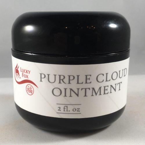 Lucky Fox Purple Cloud Ointment