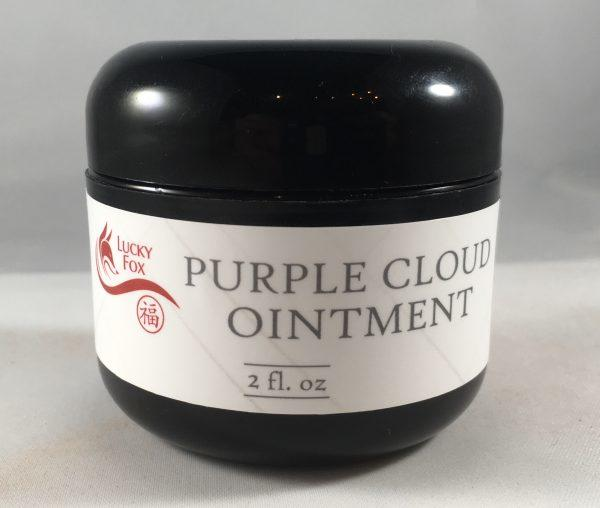 Lucky Fox Purple Cloud Ointment